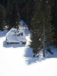 miris snijega